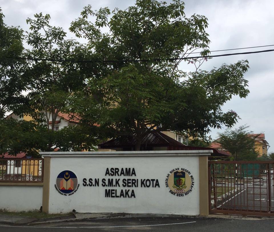 School Hostel for SMK Sri Kota, Melaka