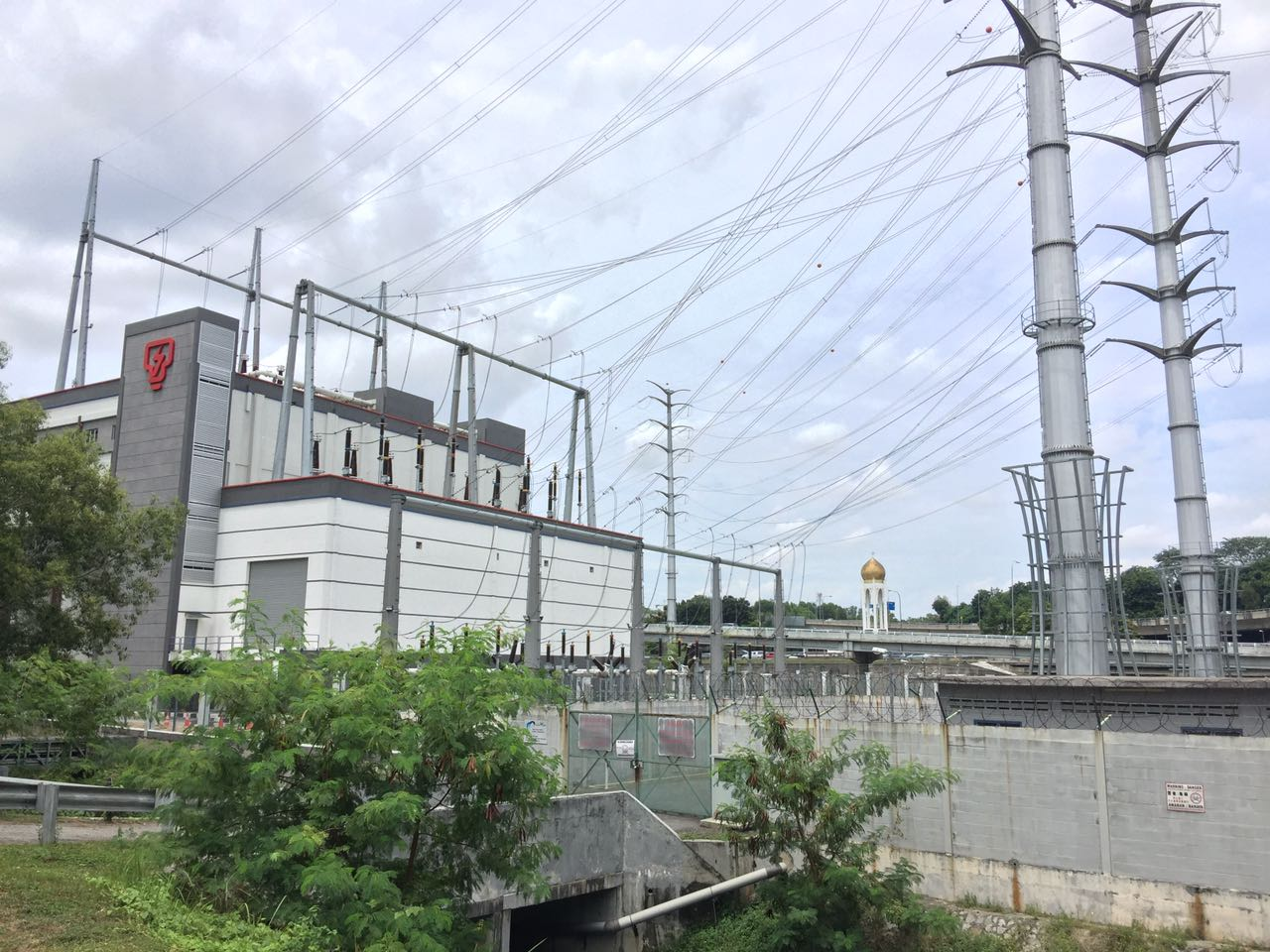 TNB Power Station, Subang Jaya