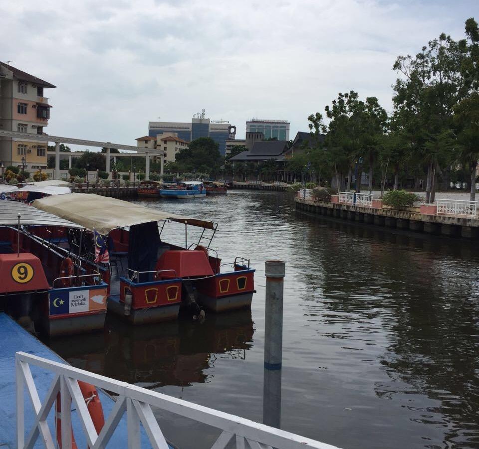 Upgrading Riverside Sungai Melaka, Phase1, Melaka