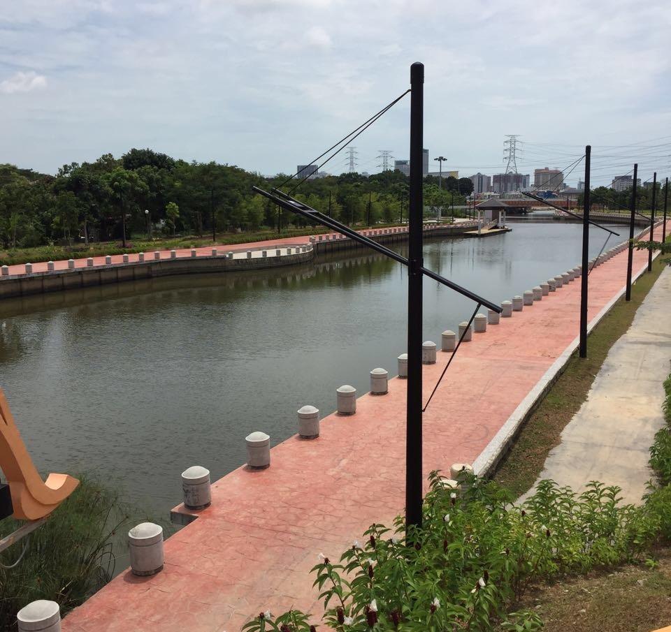 Upgrading Riverside Sungai Melaka, Phase 2 & 3, Melaka